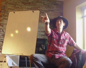 Marco Lam talks about the important of biosystems in permaculture design.